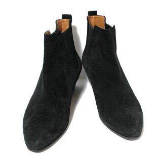 BALLY バリー ヴィンテージ<br>スウェードレザーサイドゴアブーツ 36.5