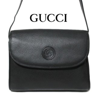 <img class='new_mark_img1' src='https://img.shop-pro.jp/img/new/icons14.gif' style='border:none;display:inline;margin:0px;padding:0px;width:auto;' />GUCCI グッチ ヴィンテージ<br>ロゴレザーショルダーバッグ