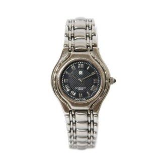 GIVENCHY ジバンシー ヴィンテージ<br>シルバーQZ腕時計