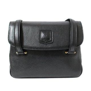 CELINE セリーヌ ヴィンテージ<br>ブラゾンレザーハンドバッグ