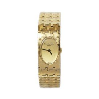 Dior ディオール ヴィンテージ<br>ハンドトゥースQZ腕時計