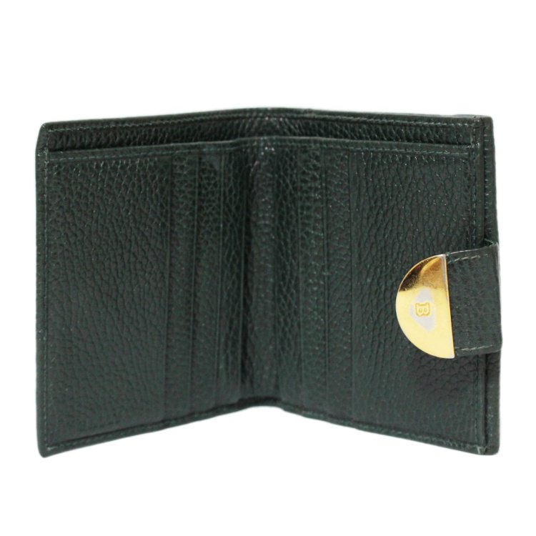 BALLY バリー ヴィンテージ<br>Wホック二つ折り財布