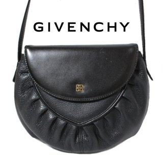 <img class='new_mark_img1' src='https://img.shop-pro.jp/img/new/icons14.gif' style='border:none;display:inline;margin:0px;padding:0px;width:auto;' />GIVENCHY ジバンシー ヴィンテージ<br>コンパクトロゴレザーショルダーバッグ