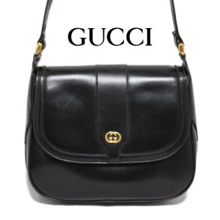 <img class='new_mark_img1' src='https://img.shop-pro.jp/img/new/icons14.gif' style='border:none;display:inline;margin:0px;padding:0px;width:auto;' />GUCCI グッチ ヴィンテージ<br>GG金具レザーショルダーバッグ