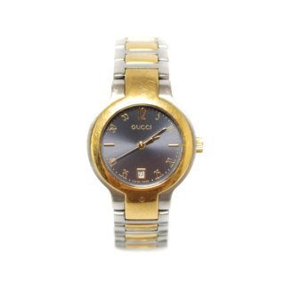 <img class='new_mark_img1' src='https://img.shop-pro.jp/img/new/icons14.gif' style='border:none;display:inline;margin:0px;padding:0px;width:auto;' />GUCCI グッチ ヴィンテージ<br>コンビカラーQZ腕時計 8900L