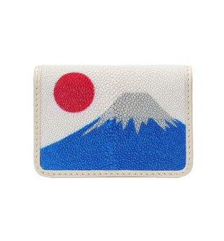 名刺入れ 富士山