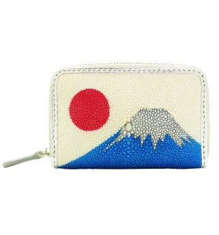 コインケース 富士山