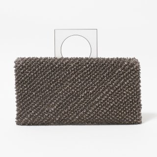 Clutch Bag Color No.SVH(グレイ)