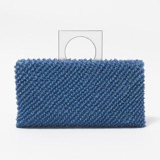 Clutch Bag Color No.LPBH(ブルーパープル)