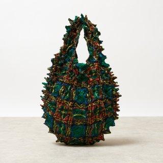 Check Petit bag Color No.1867(グリーンCheck)