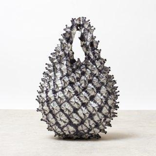 Petit bag Color No.WHBK(ホワイト*ブラック)
