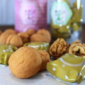 北信州 千曲市<br/>栄泉堂 クララ<br/>くるみを丸ごと使った手作りソフトクッキー<br/>