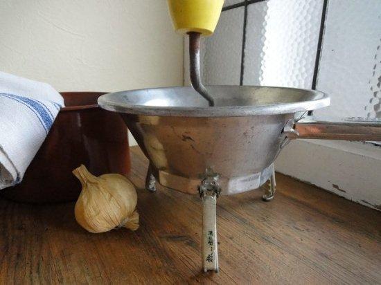 フランス ムーラン( MOULIN ) 野菜のアンティークミル