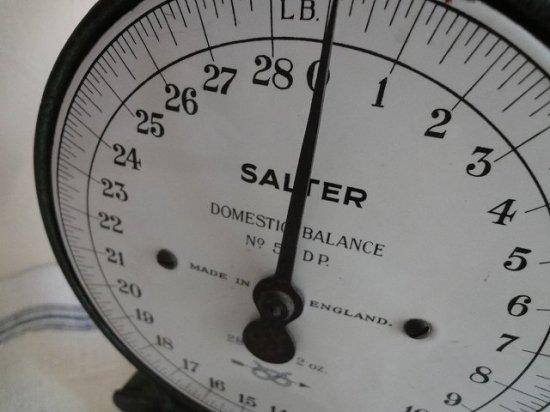 SALTER 2WAY アンティークスケール
