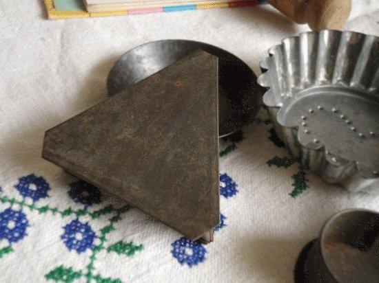 イギリスアンティーク 小さなお菓子の型セット(1)