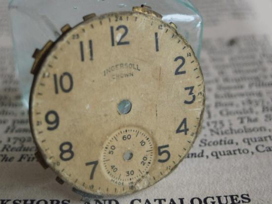 アンティーク 懐中時計の文字盤セット 5枚セット