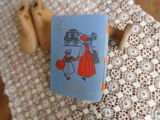 スイス アンティーク手帳(女性と少女)