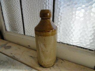 アンティークボトル F.Q.MOORE