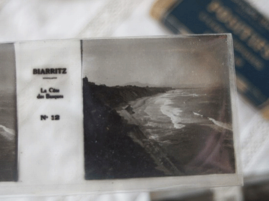 アンティーク ステレオスコープ用フィルム(箱付き)