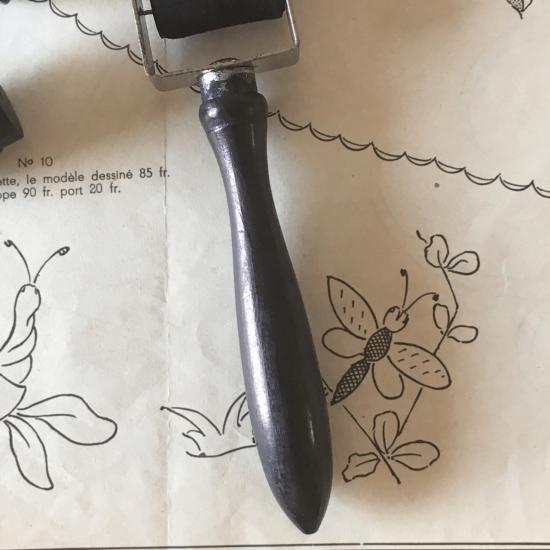 刺繍用ローラースタンプセット(1)