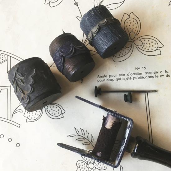刺繍用ローラースタンプセット(2)