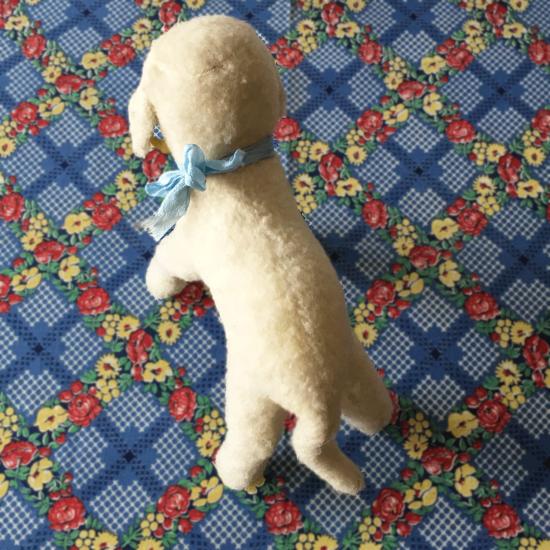 ヴィンテージシュタイフ 羊のランビー(Lumby)