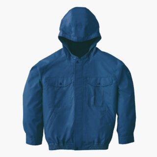 【空調服のみ】サンエス空調風神服KU90810フード付長袖ブルゾン