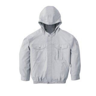【空調服のみ】サンエス空調風神服KU90800フード付長袖ブルゾン