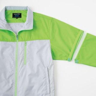 【空調服のみ】サンエス空調風神服KU91630袖取り外し長袖ブルゾン