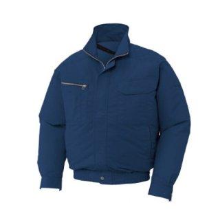 【空調服のみ】サンエス空調風神服KU90430肩パッド付長袖ブルゾン