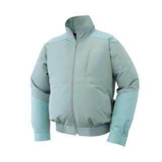 【空調服のみ】サンエス空調風神服KU92200チタン加工肩パッド付長袖ブルゾン