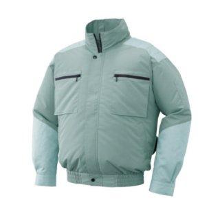【空調服のみ】サンエス空調風神服KU92600チタン加工風気路長袖ブルゾン