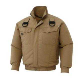【空調服のみ】サンエス空調風神服KU91400Fフルハーネス用長袖ブルゾン