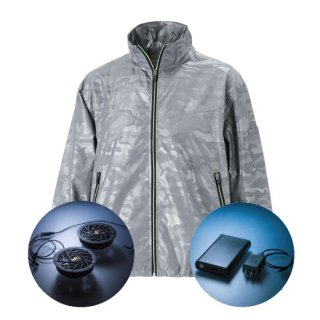 シンメン05820 S-AIRアクティブジャケットバッテリーセット