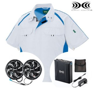 半袖ブルゾン・バッテリーセットAZ-1798 空調服(男女兼用)
