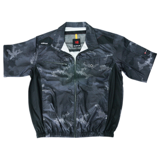 【空調服のみ】バートル エアークラフトAC1021Pブルゾン半袖