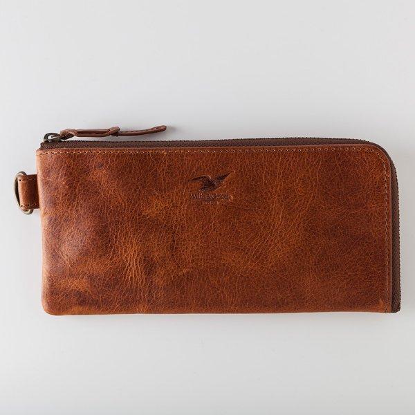 【Willis&Geiger】スマホがしまえる長財布