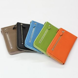 【のむら】1万円札が折らずに入る最少サイズの長財布