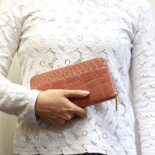 【S.sakamoto】シャイニングクロコダイル財布