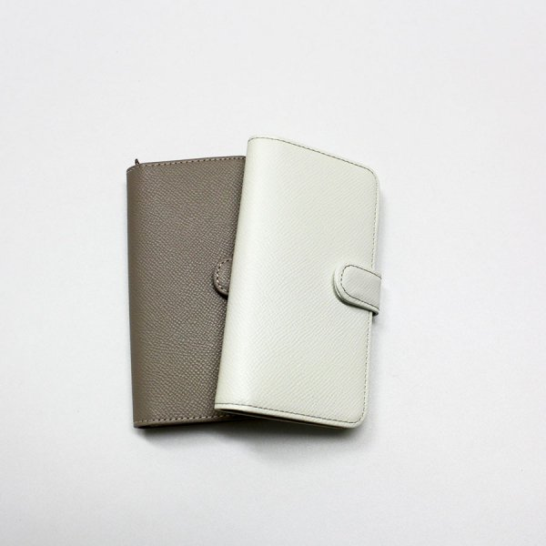 【mic】エンボス スマートフォンケース