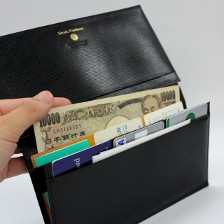 【Hawk Feathers(ホークフェザーズ)】「カードがたくさん入る薄い財布を作りたい」が詰まった財布