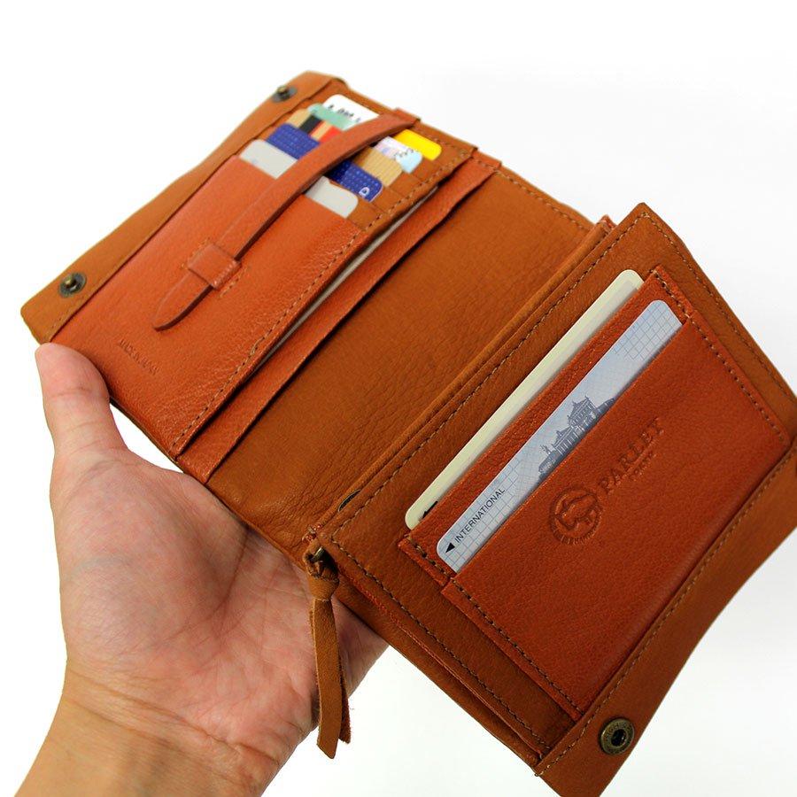 【PARLEY】ディアシーブ 二つ折り財布(Aタイプ)