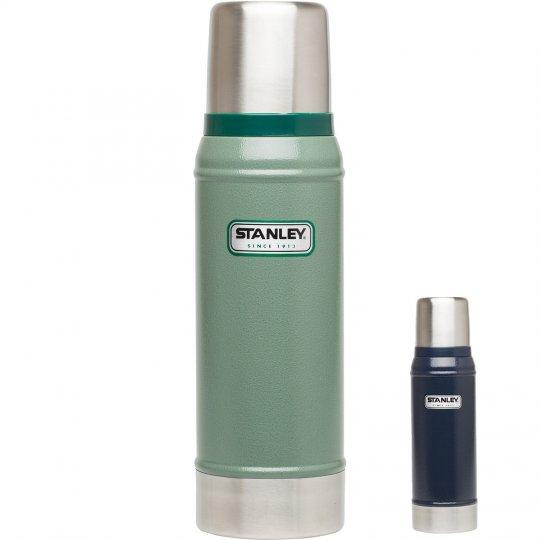 STANLEY | CLASSIC VACUUM BOTTLE 16oz<br/>スタンレー クラシック真空ボトル 0.47L グリーン