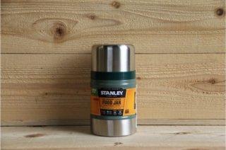 STANLEY | CLASSIC VACUUM FOOD JAR 17oz<br/>スタンレー 真空フードジャー 0.5L グリーン
