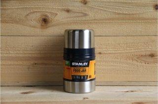 STANLEY | CLASSIC VACUUM FOOD JAR 17oz<br/>スタンレー 真空フードジャー 0.5L ネイビー