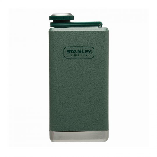 STANLEY | CLASSIC FLASK 8oz. <br>スタンレー SSフラスコ 0.23L グリーン
