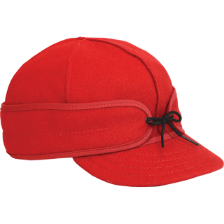 Stormy Kromer | The Original Cap Red 7-1/4<br/>ストーミークローマー オリジナルウールキャップ レッド<img class='new_mark_img2' src='https://img.shop-pro.jp/img/new/icons20.gif' style='border:none;display:inline;margin:0px;padding:0px;width:auto;' />
