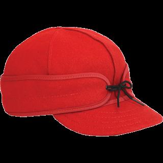 Stormy Kromer | The Original Cap Red 7-1/4<br/>ストーミークローマー オリジナルウールキャップ レッド