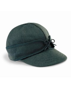 Stormy Kromer | The Original Cap Hunter Green 7-5/8<br/>ストーミークローマー オリジナルウールキャップ ハンターグリーン<img class='new_mark_img2' src='https://img.shop-pro.jp/img/new/icons20.gif' style='border:none;display:inline;margin:0px;padding:0px;width:auto;' />