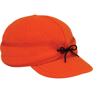 Stormy Kromer | The Original Cap Blaze Orange 7-5/8<br/>ストーミークローマー オリジナルウールキャップ ブレイズオレンジ<img class='new_mark_img2' src='https://img.shop-pro.jp/img/new/icons20.gif' style='border:none;display:inline;margin:0px;padding:0px;width:auto;' />